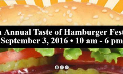 Taste of Hamburg-er Festival 2